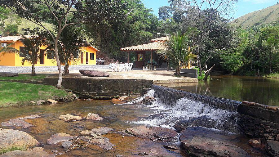 Chalés Mixirica