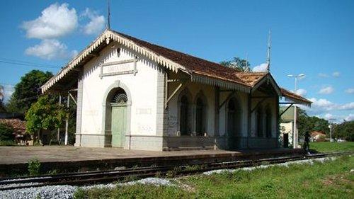 Estação Ferroviária de Santa Luzia