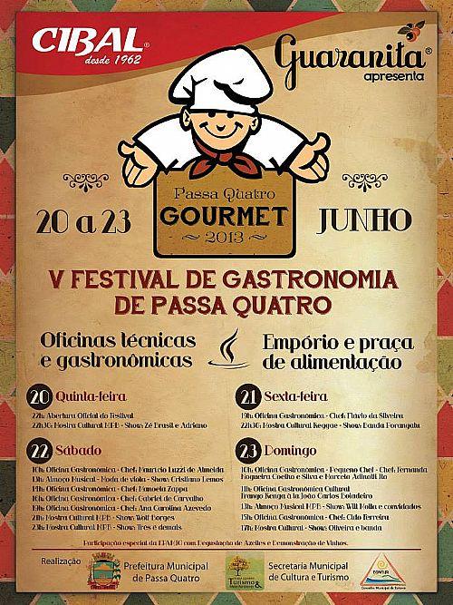 Passa Quatro Gourmet 2013