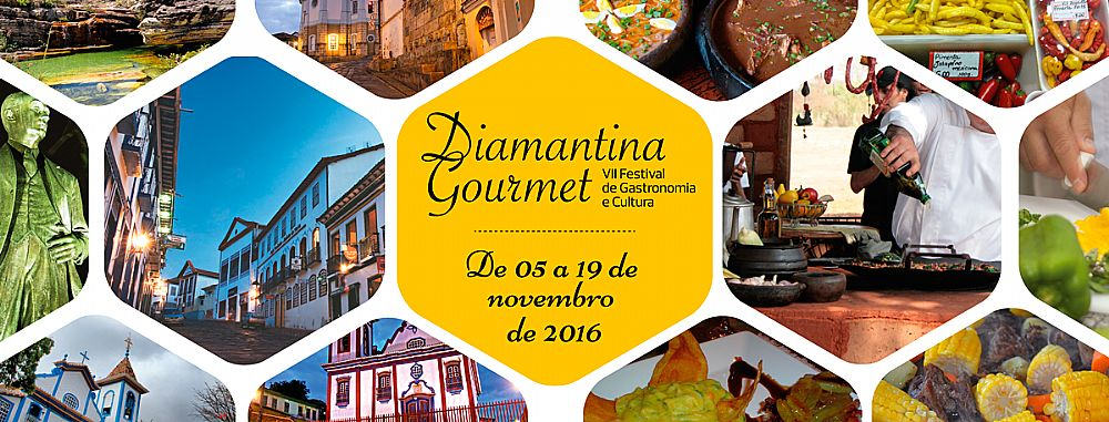 Diamantina Gourmet 2016