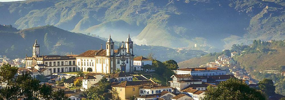 Conheça as principais atrações de Ouro Preto