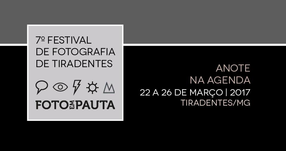 7º Festival de Fotografia de Tiradentes