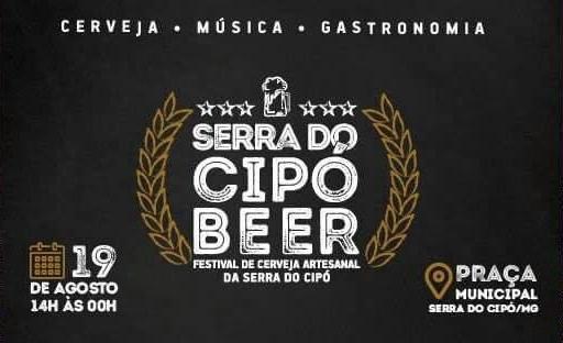 Cerveja é a estrela de festival que acontece na Serra do Cipó em agosto